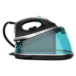Dampstrygejern Cecotec Total Iron 7000 Steam Pro 6 bar 135 g/min 2400W Sort