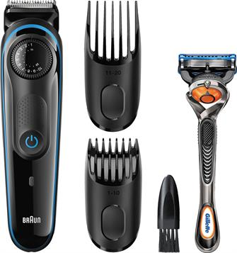 Braun Beard Trimmer m/Gillette-skraber